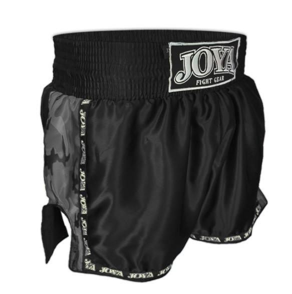 Joya Kickboxing Short Camo Black – jokasport.nl