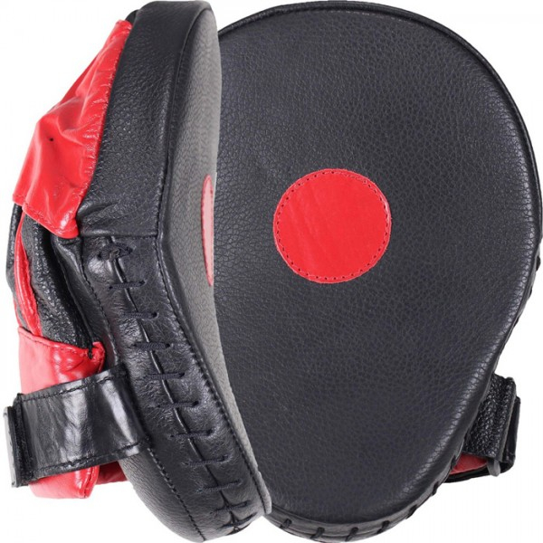 Cleto Reyes Professional Punching Pads - Red Black-0