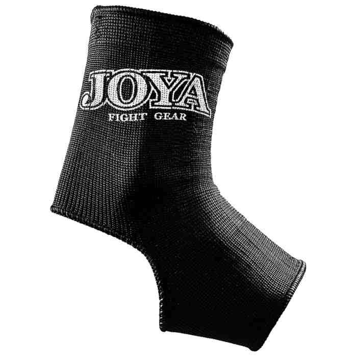 JOYA ANKLE SUPPORT GUARD BLACK - jokasport.nl