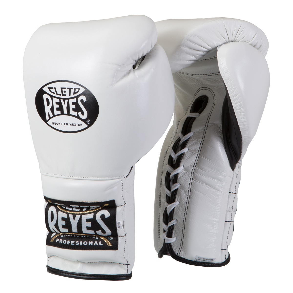 Cleto Reyes Traditional laced training gloves