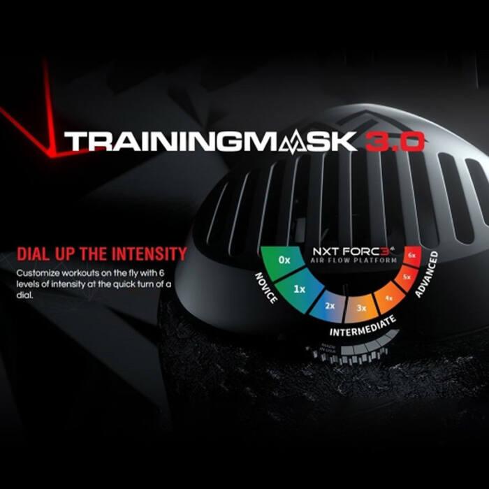 Elevation Trainingmask 3.0 - jokasport.nl