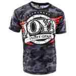 Joya T-Shirt Camo Black-541591