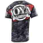 Joya T-Shirt Camo Black-541592