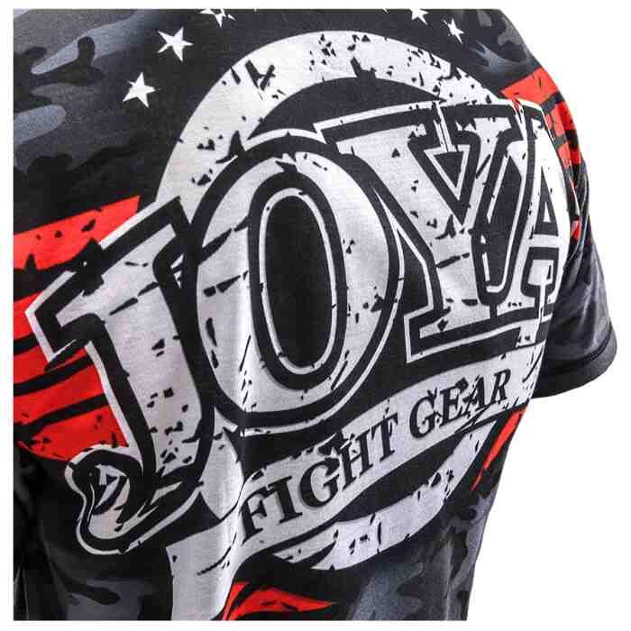 Joya T-Shirt Camo Black-541594