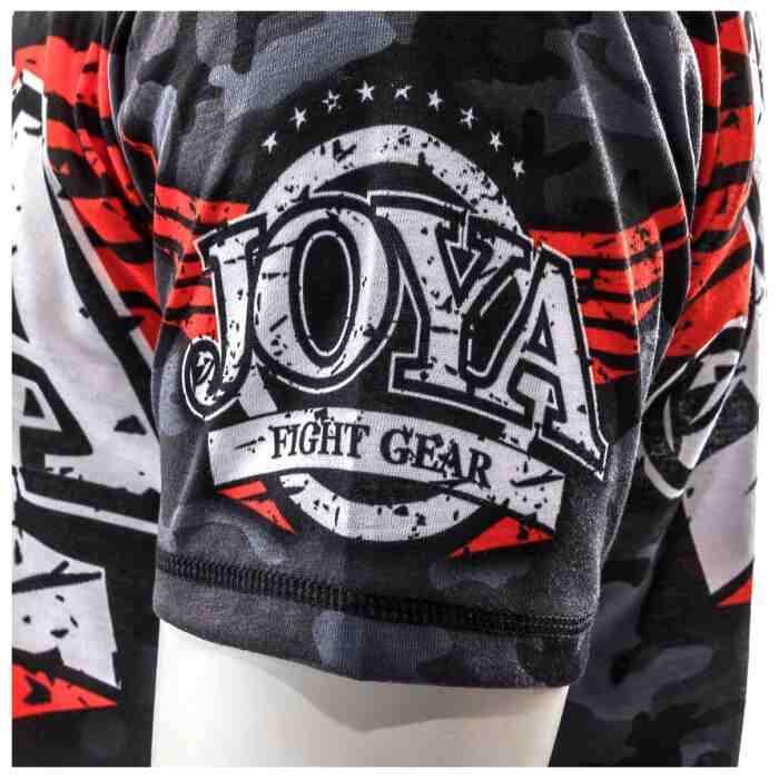 Joya T-Shirt Camo Black-541595