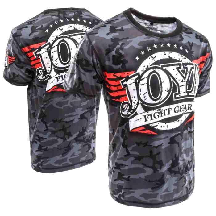 Joya camo black shirt - jokasport.nl
