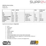 Supp24 Nutrition Shots – Verschillende soorten voor mannen – PRE WORKOUT – jokasport.nl