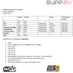 Supp24 Nutrition Shots – Verschillende soorten voor mannen – PROTEIN – jokasport.nl