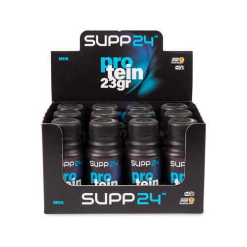 Supp24 Nutrition Shots - Verschillende soorten voor mannen - PROTEIN - jokasport.nl
