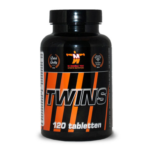 M Double You Twins Multivitamine Tabletten