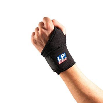 LP Support Thumb Compression Brace Black