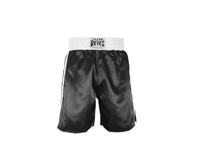Cleto Reyes boksshort zwart / wit