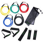 Tunturi Multifunction, Resistance Band Set -jokasport.nl