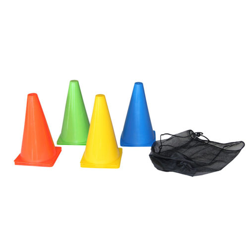Tunturi Training Cone Set - 10 pcs - jokasport.nl