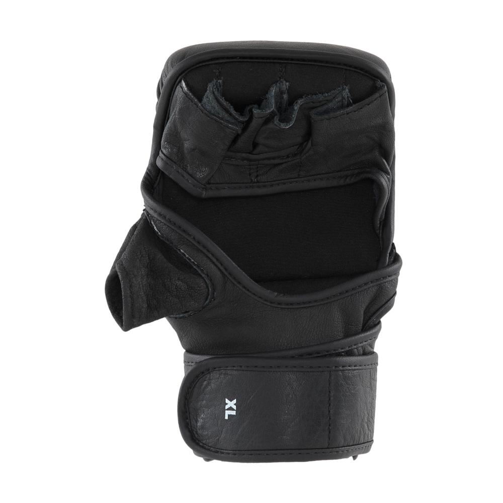"Joya ""Fight Fast"" Leather MMA Match Grip Faded Black-541621"