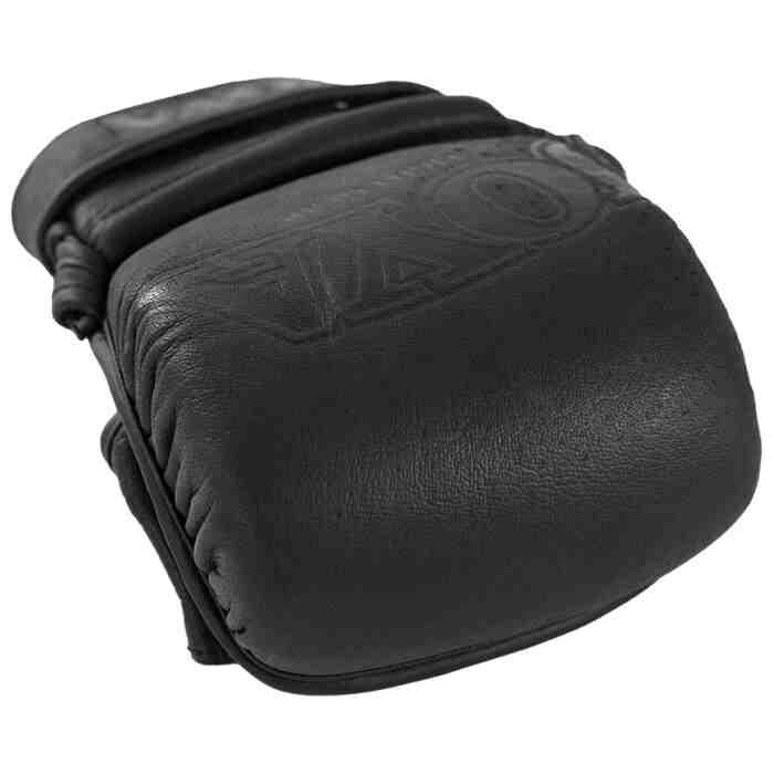 "Joya ""Fight Fast"" Leather MMA Match Grip Faded Black-541627"