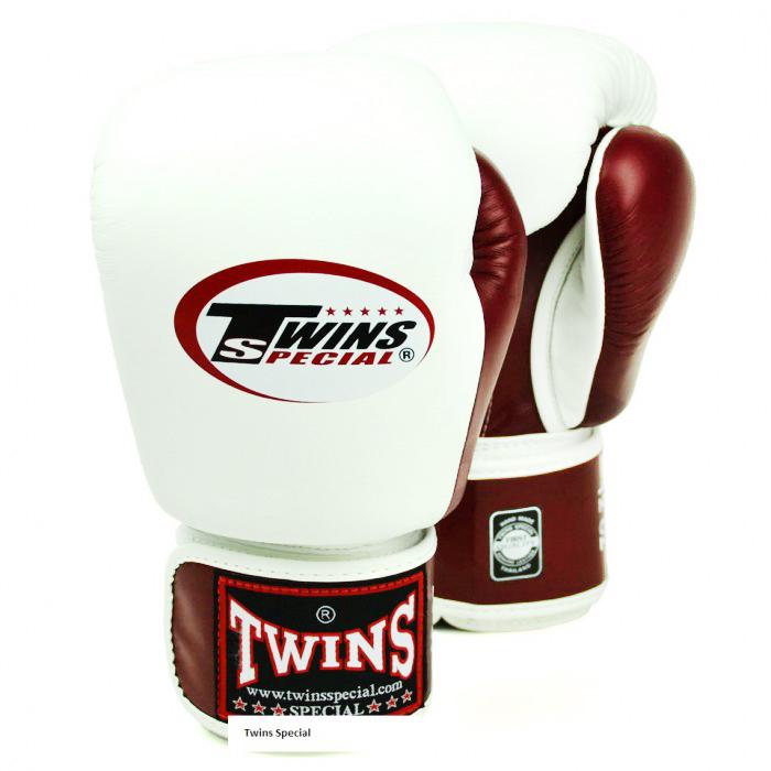 Twins BGVL 3 - White and Wine Red- jokasport.nl