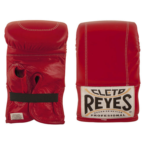 Cleto Reyes Bag Gloves Red, jokasport