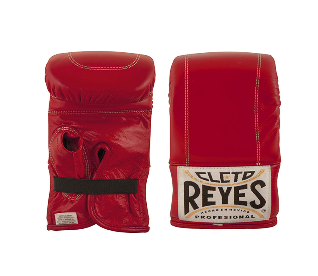 Cleto Reyes Bag Gloves Red, jokasport