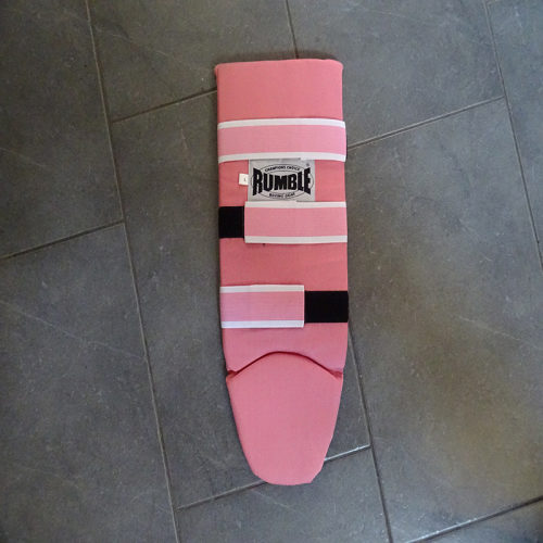 B-Stock Rumble Scheenbeschermer Roze-12906