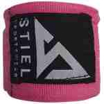 Stiel Bandage Volwassenen 450cm Roze – jokasport.nl