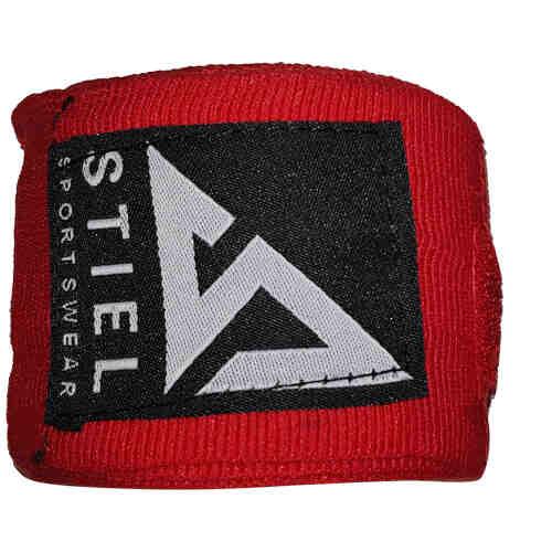 Stiel Bandage 450cm Rood - jokasport.nl