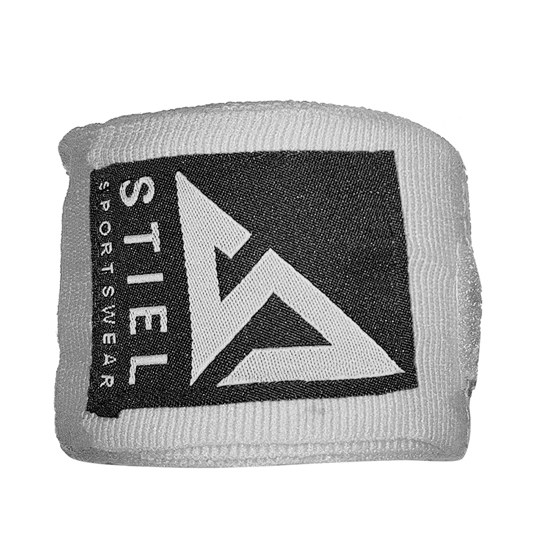 Stiel Bandage 450cm Wit - jokasport.nl