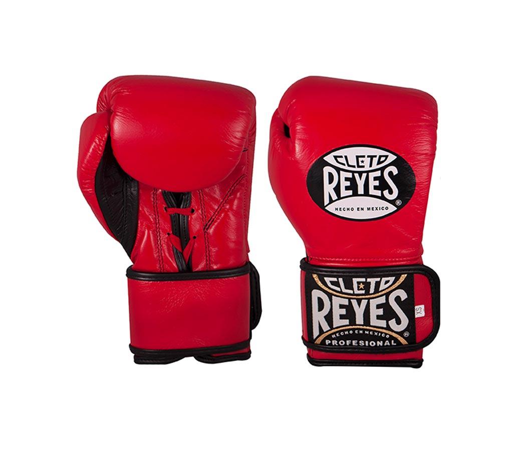 Cleto Reyes Hybrid Training Gloves - Red