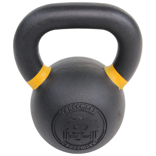 Crossmaxx Powdercoated Kettlebell 16 kilo-0