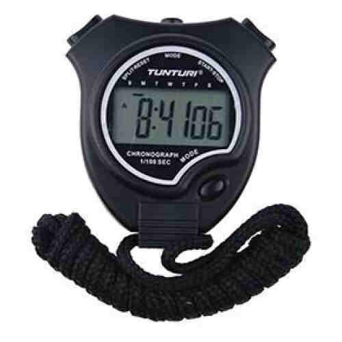 Tunturi Stopwatch Basic Big Display - jokasport.nl