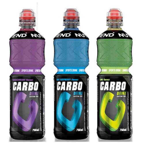 Nutrend Carbomax Drink - jokasport.nl
