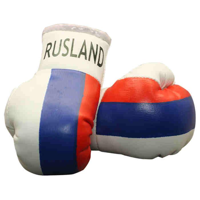 CADEAUTIP - Mini Bokshandschoenen Rusland - Jokasport.nl