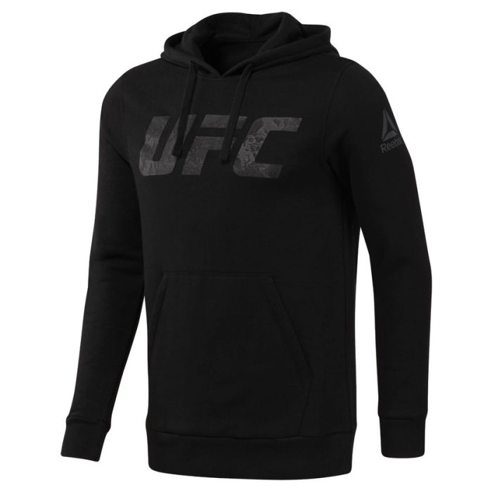Reebok UFC Pullover Hoodie - Zwart - jokasport.nl