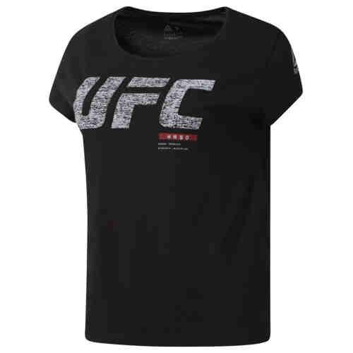Reebok UFC Fight Week T-Shirt Dames - jokasport.nl