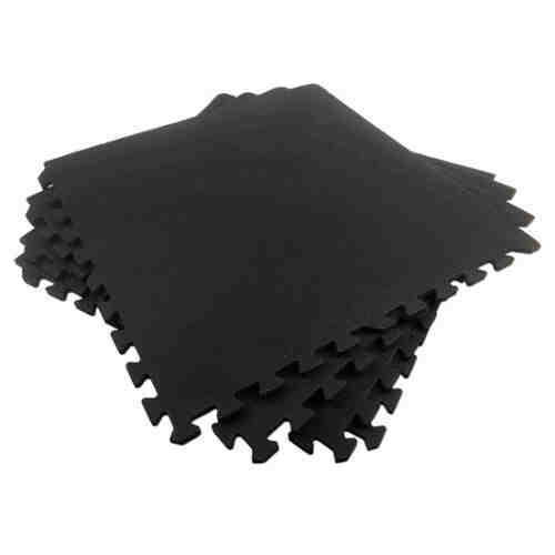 Tunturi Vloer Protectie Mat Set 4 Stuk-0