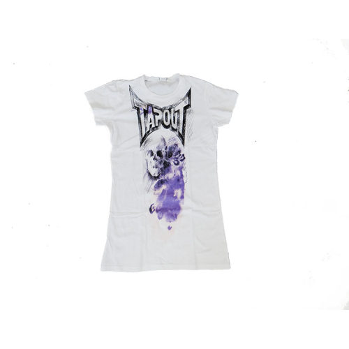 TapouT Dames T-shirt Wit S-0
