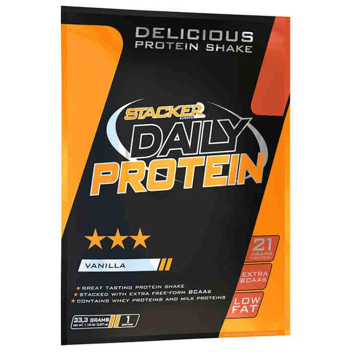 Stacker 2 Daily Protein Testzakje-Jokasport.nl