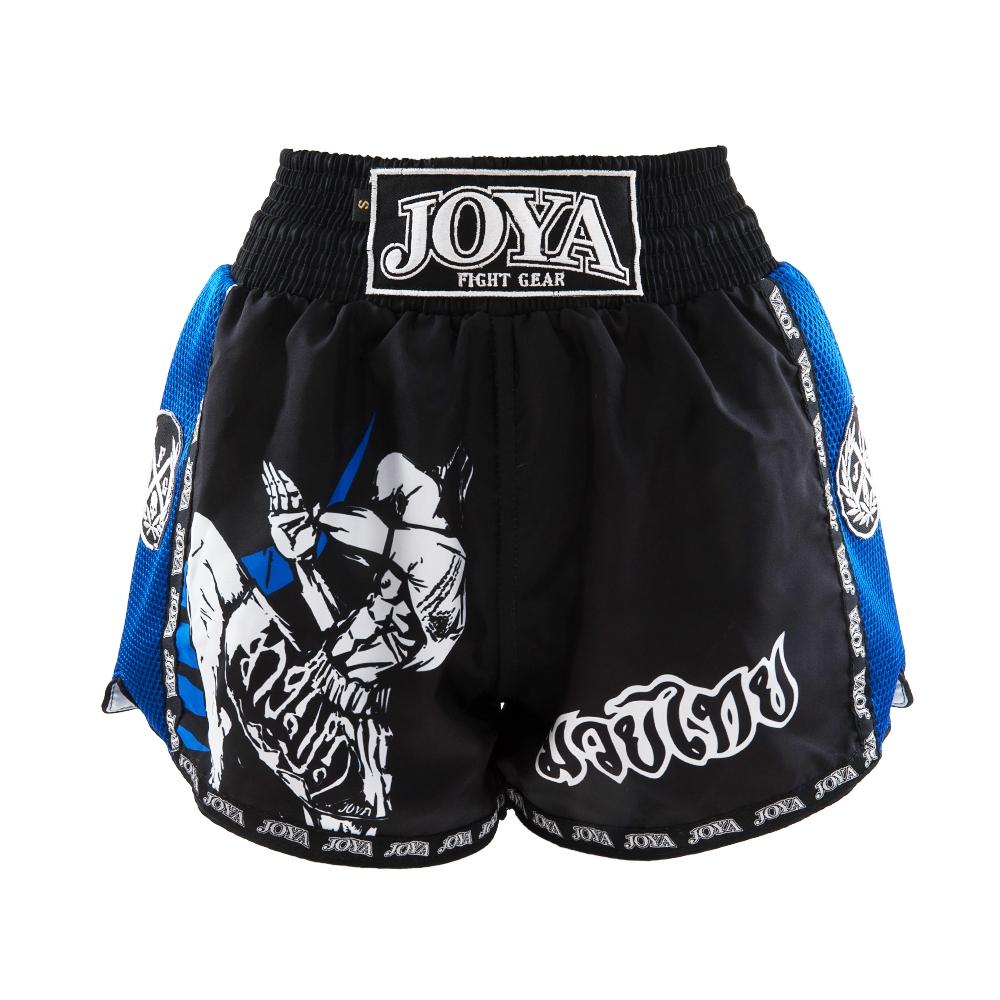 Joya Junior Kickboks Short Blauw - jokasport.nl