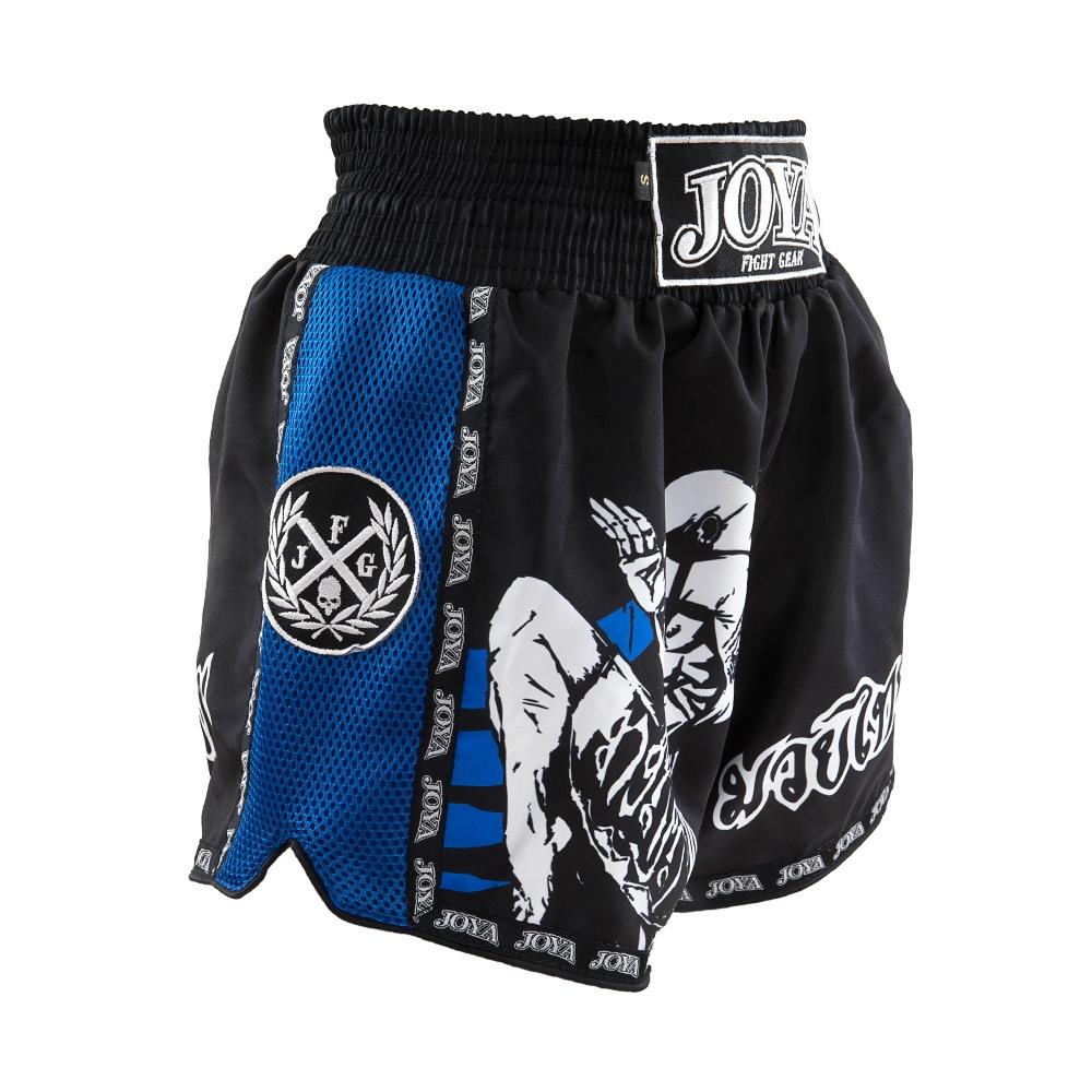 Joya Kickboksshort Fighter Junior Blauw-541769