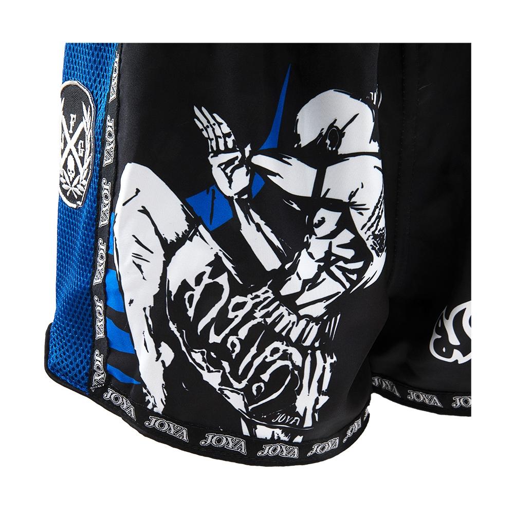 Joya Kickboksshort Fighter Junior Blauw-541775