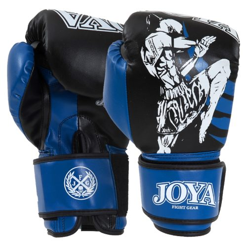 Joya Junior Bokshandschoen Fighter Blauw - jokasport.nl
