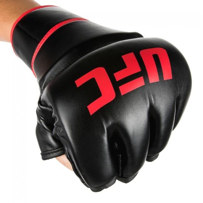 UFC Contender MMA Handschoen 6oz Met Duim - jokasport.nl