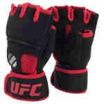 UFC Contender Quick Wrap Gel Binnenhandschoen Zwart/Rood – jokasport.nl