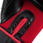 UFC Contender Muay Bokshandschoenen Zwart Rood – Jokasport.nl