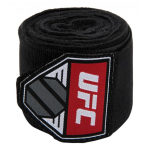UFC Bandage 455cm Zwart – jokasport.nl