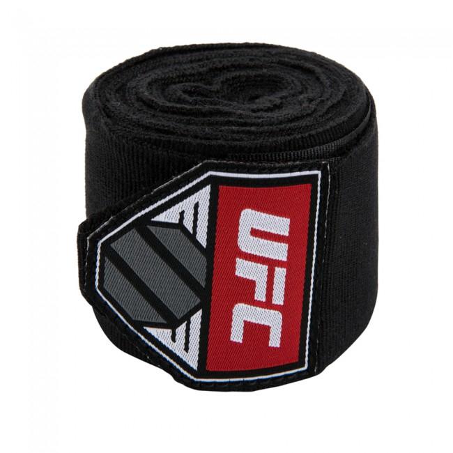 UFC Bandage 455cm Zwart - jokasport.nl