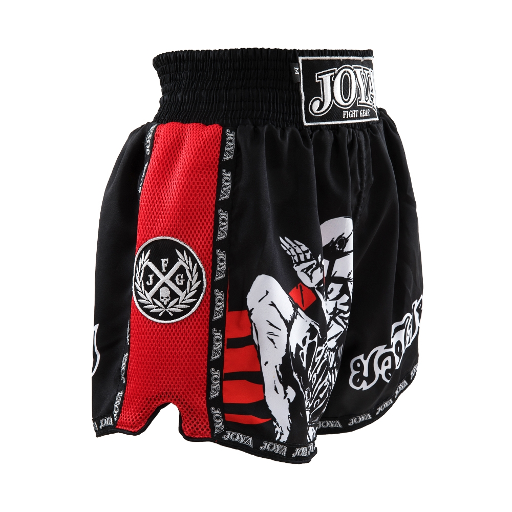 Joya Kickboksshort Fighter Junior Rood-541780