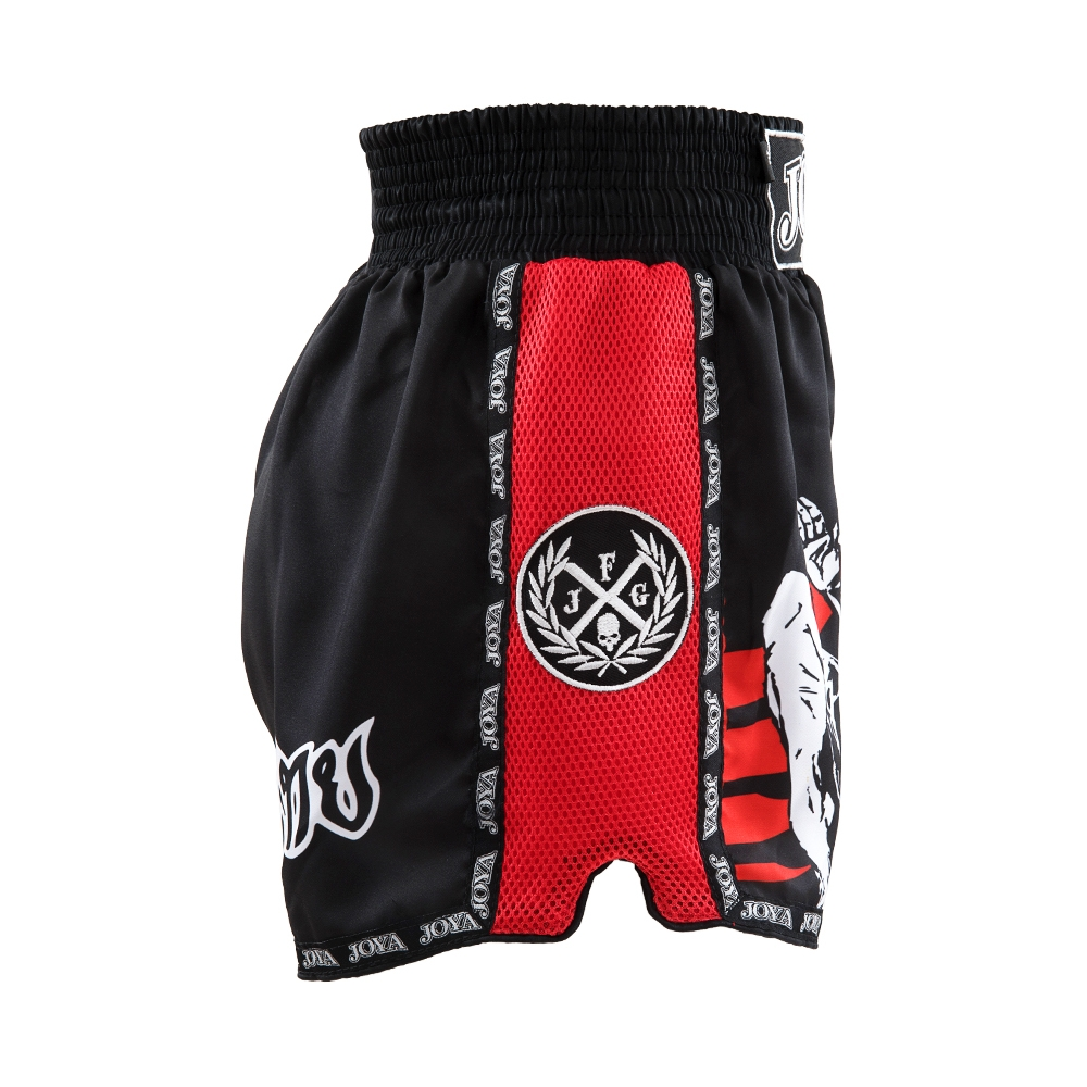 Joya Kickboksshort Fighter Junior Rood-541779