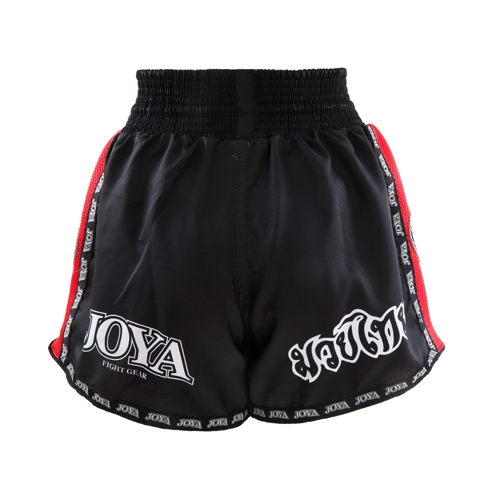 Joya Kickboksshort Fighter Junior Rood-541781