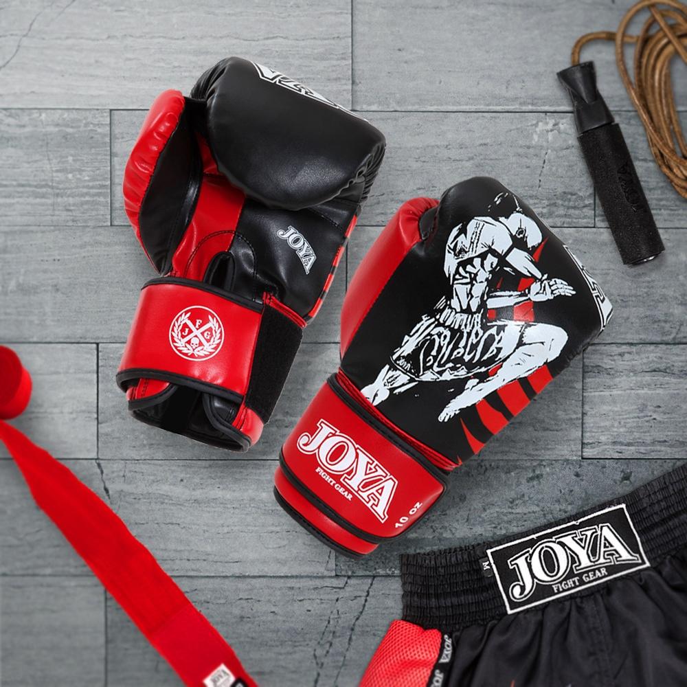 Joya Junior Bokshandschoen Fighter Rood-541756
